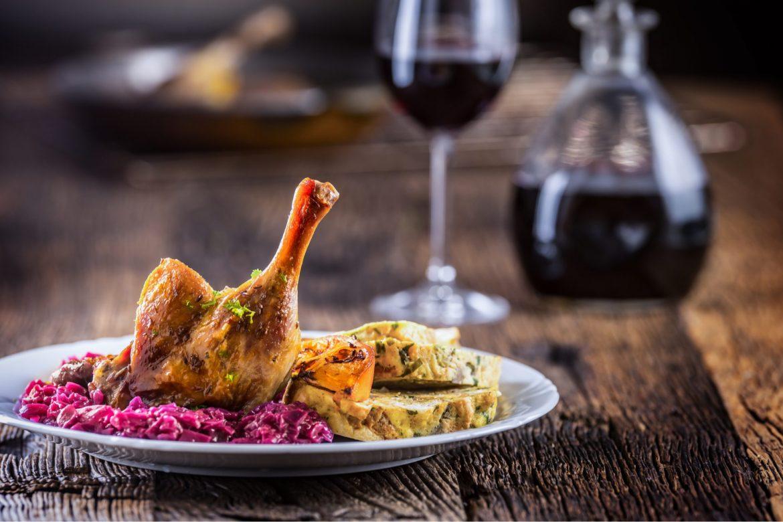 Essen & Wein – ein Traumpaar
