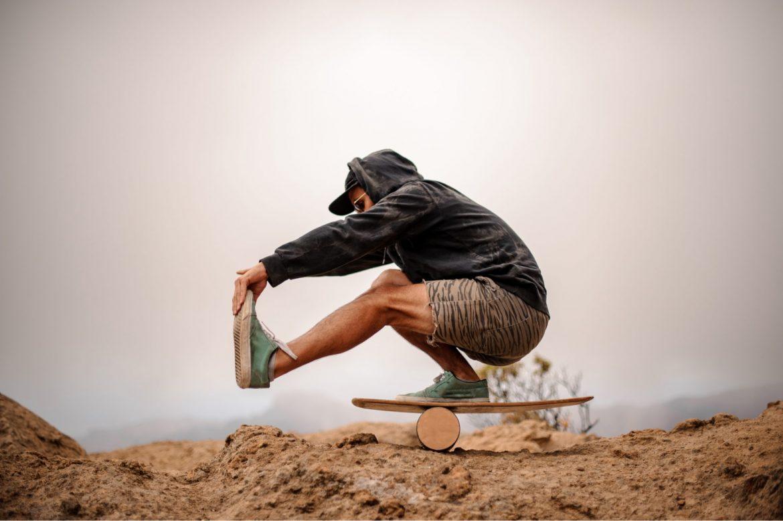 Cooles Balance-Training zu Hause! Aber Wie?