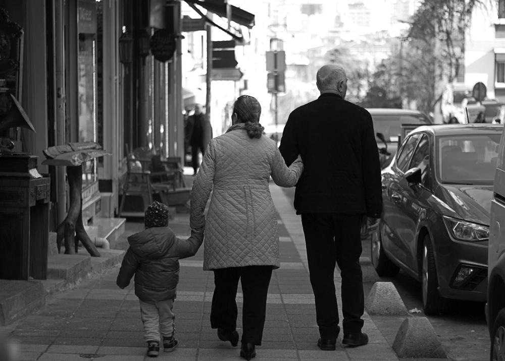 Betreuung von Senioren in der Pandemie